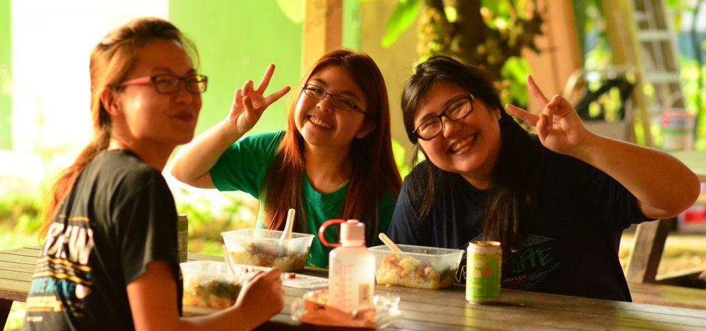 Retreats for YAYA at Catholic Spirituality Centre (CSC) Singapore