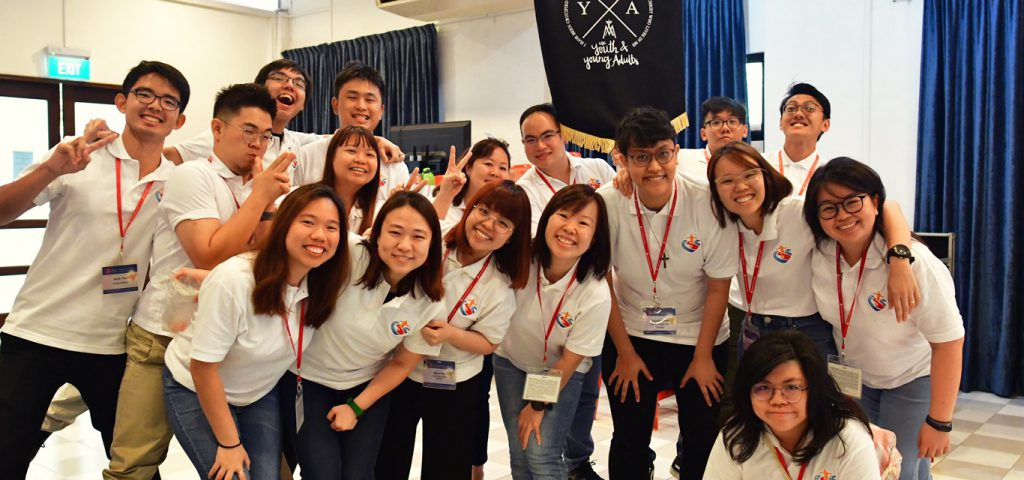 Youth and Young Adults Community