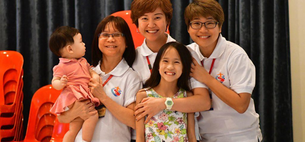 Events at Catholic Spirituality Centre (CSC) Singapore