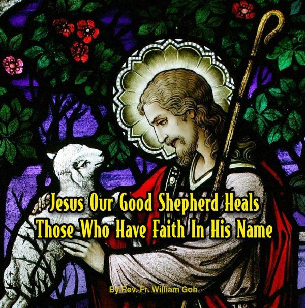Jesus Our Good Shepherd