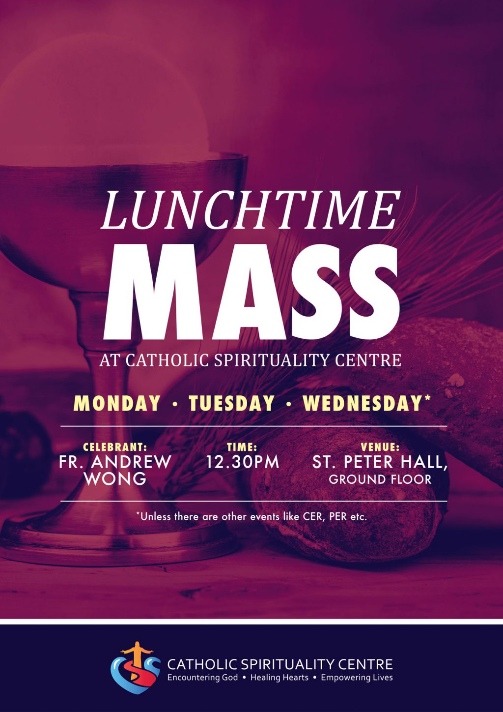 Lunchtime Mass
