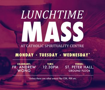 CSC Lunchtime Mass