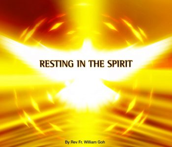 Resting in the spirit